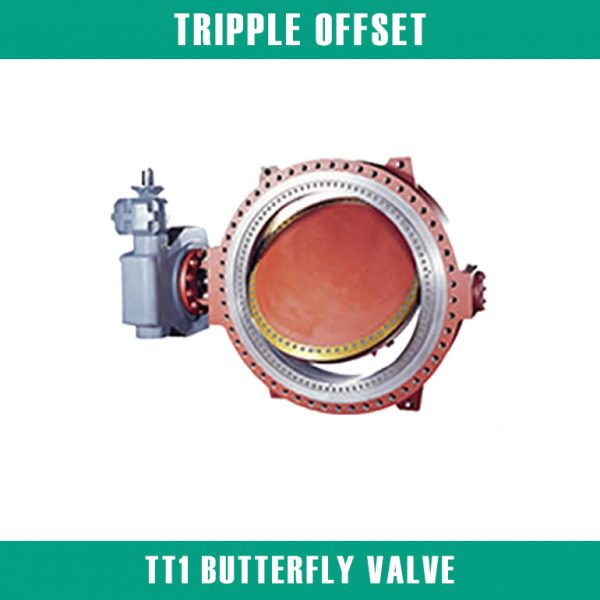 TT1 BUTTERFLY VALVE