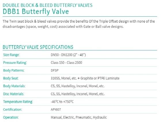 DBB1 BUTTERFLY VALVE_big